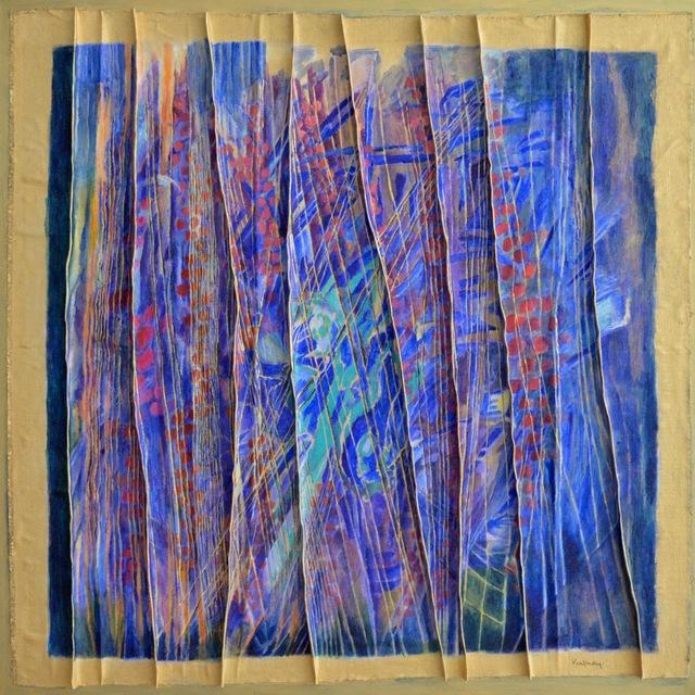 , 'Green Snake in the Garden of Desire,' 2016, Carter Burden Gallery