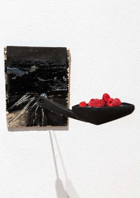 , 'Car Mirror Eat Rasberries,' 2013, carlier | gebauer