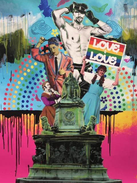 , 'Pride,' 2018, Imitate Modern