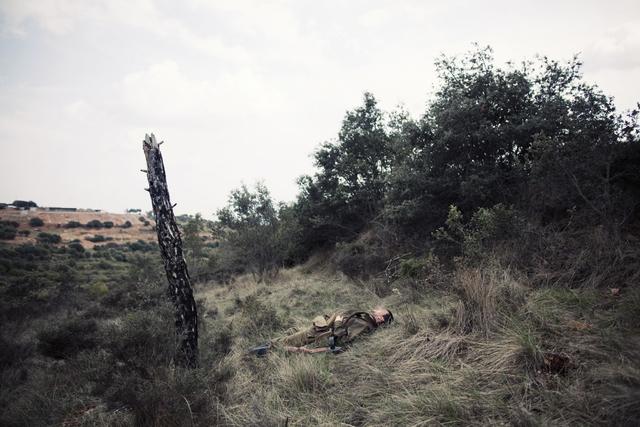 , ' Serracanya (Spain) – Battle of Kursk, 1943.,' , Victor Lope Arte Contemporaneo