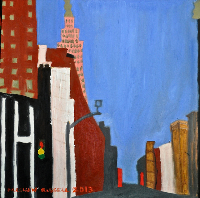 , 'Empire State Building,' 2013, Carrie Haddad Gallery
