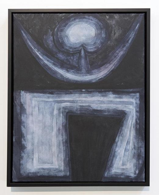 , 'Night Figure,' 2015, MAMA