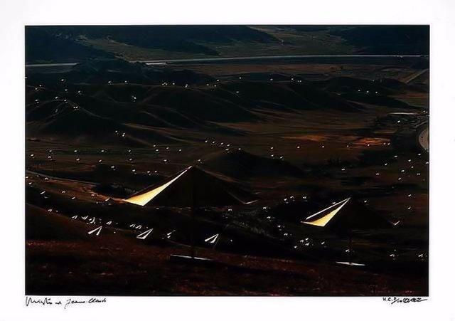 Christo and Jeanne-Claude, 'Umbrellas Diamonds Yellow', ARTEDIO