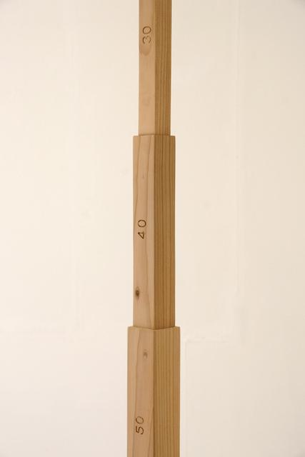 Florence Doléac, 'L'OEIL À COULISSE', 2011, Design/Decorative Art, Cedar, MICA