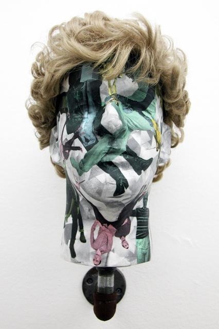 Ryan McNamara, 'To be titled (Head #3)', 2012, Brand New Gallery