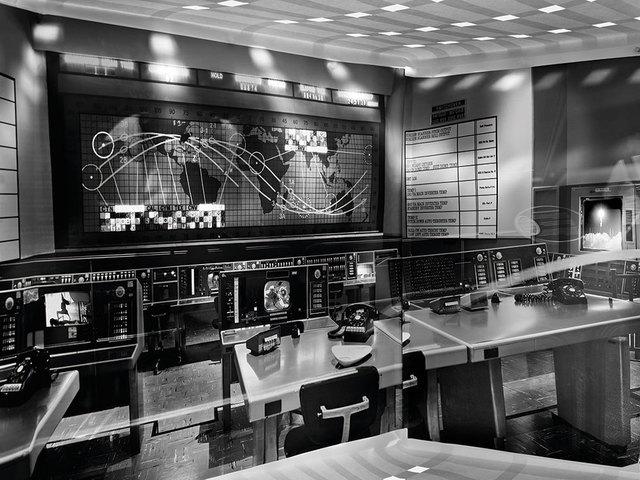 , 'Control Room,' 2013, De Soto Gallery