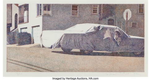 Covered Car-Missouri Street