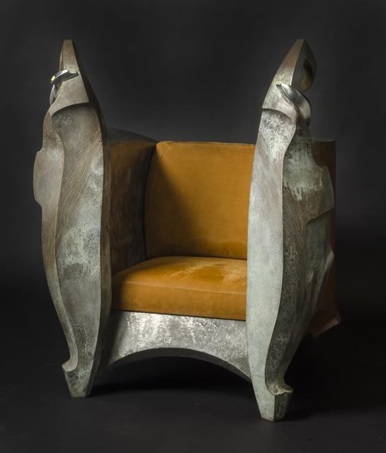 Sean Calyer, 'Sculptural chair', 2001, Hieronymus