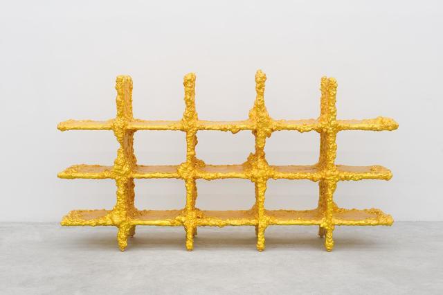 , 'Alufoil Shelf,' 2014, Almine Rech Gallery