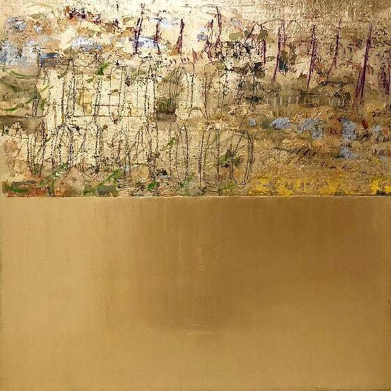 , 'Gold and Gold XXIV,' 2018, Fiumano Clase