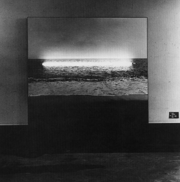 , 'Situation No.1,' 1973, Yumiko Chiba Associates