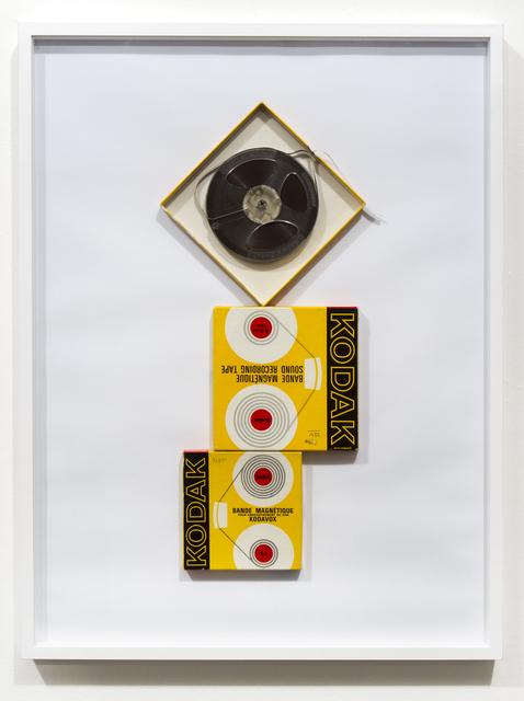 , 'KODAK (Silent Partner),' 1961-2015, Georg Kargl Fine Arts