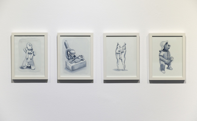 , 'Hacia una historiografía homoerótica (Towards Homoerotic Historiography), #1 – 13,' 2013, Future Generation Art Prize