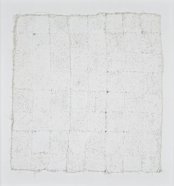 , 'Schon wieder mat,' 1994, Galerie Laurence Bernard