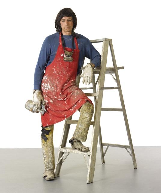 Duane Hanson, 'Artist With Ladder', 1972, Sotheby's