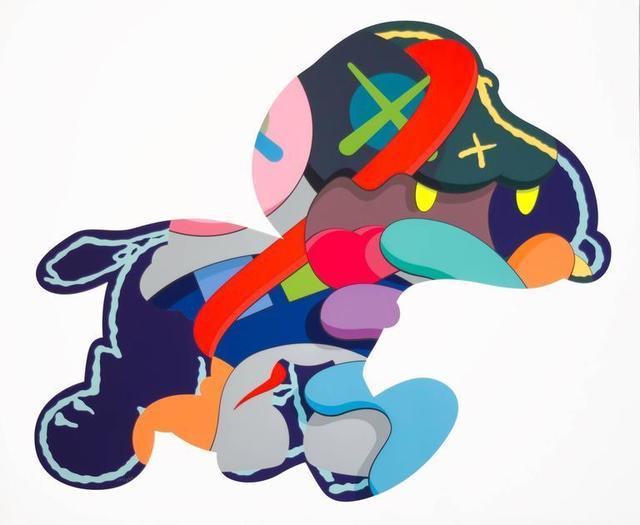KAWS, 'STAY STEADY', 2015, Marcel Katz Art