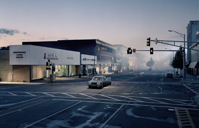 Gregory Crewdson, 'Untitled', 2004, Photography, Digital Pigment Print, Gagosian