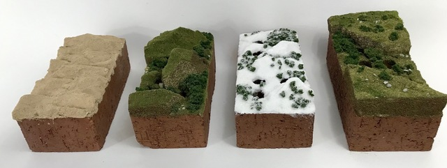 Travis Childers, 'Brickscapes', 2017, Susan Eley Fine Art