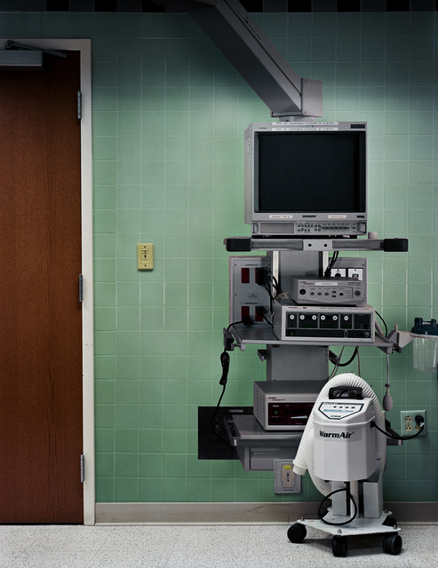 , 'Operating Room 2 from Beside Manner,' 2015, Benrubi Gallery