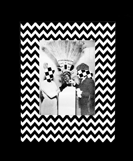 , 'Drags: Serie Cultura Peruana, Máscara,' 2016, House of Egorn