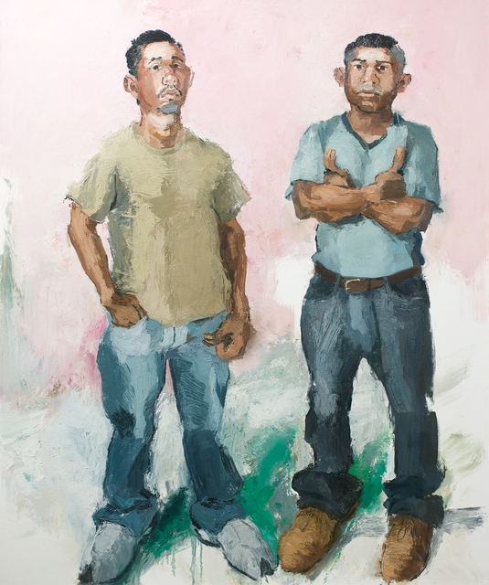 , 'Francisco & Raul,' 2009, Greg Kucera Gallery