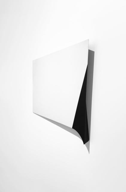 Tony Delap, 'Fadeway', 2007, Painting, Acrylic Paint on Aluminum Precision Board, Peter Blake Gallery