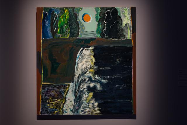 , 'Deep Dark Fall,' 2015, MASS MoCA
