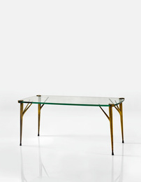 Max Ingrand, 'Coffee Table,' circa 1956, Sotheby's: Important Design