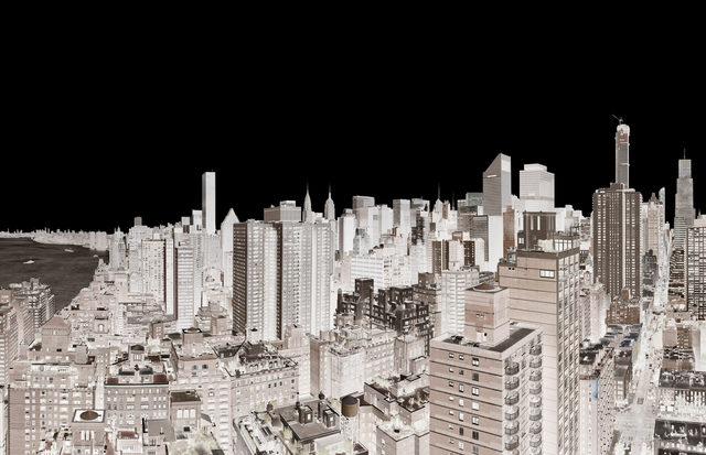 , 'NY, Midtown East (Within Series),' 2015, Holden Luntz Gallery