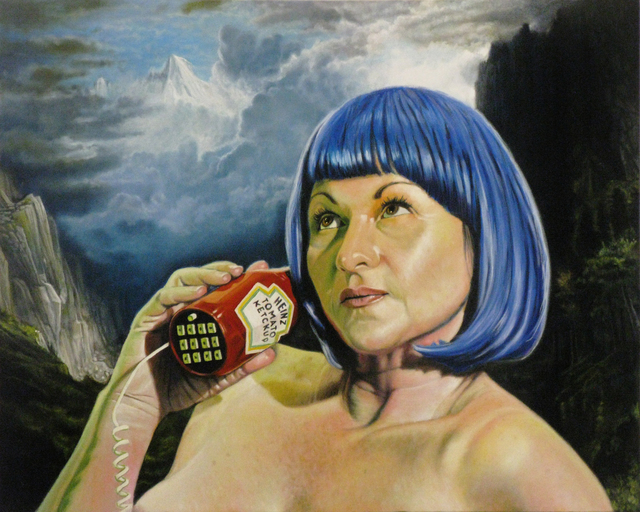 , 'Untitled 017 (Heinz Phone),' 2015, Benjaman Gallery Group