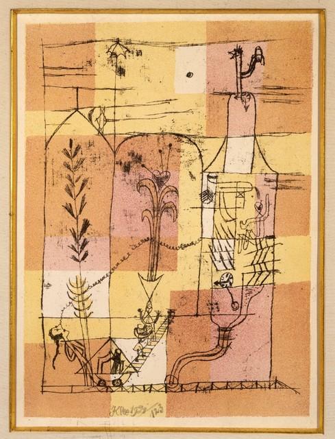 , 'Hoffmannesque Scene,' 1921, Galerie Thomas