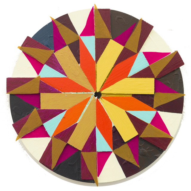 Martha Clippinger, 'Pinwheel', 2013, Philadelphia's Magic Gardens