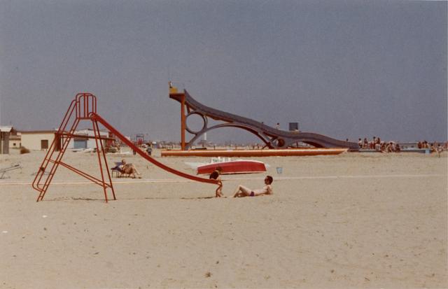 , 'Marina di Ravenna ,' 1972, Galleria Valeria Bella