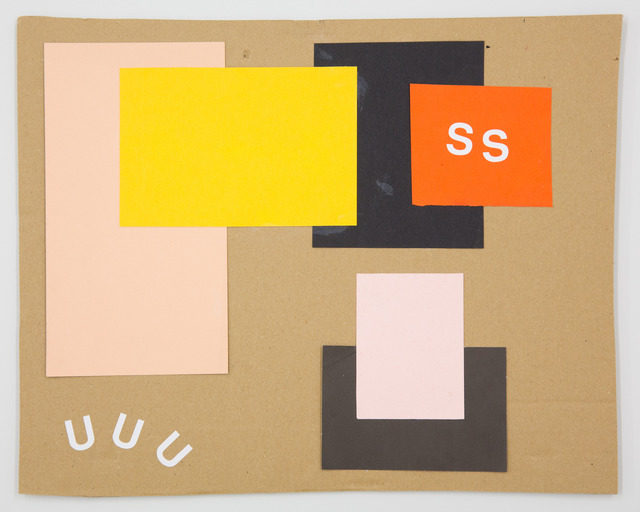 , 'SS-UU,' 2007, Galerie Martin Janda