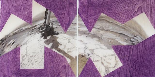 , 'Dyamaxion Mars,' 2014, Sullivan+Strumpf