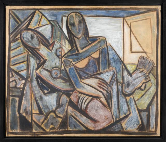 , 'Figures, ,' 1936, DICKINSON
