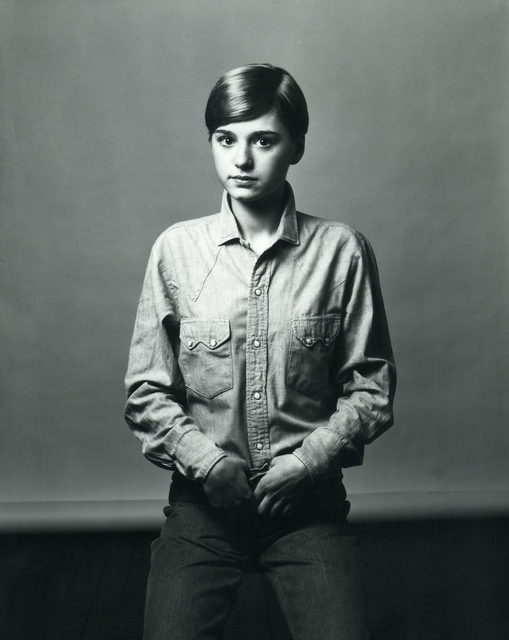 , 'Bonnie Lysohir 2,' 1970, Atlas Gallery