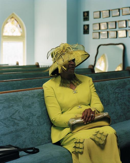 , 'First Lady, Garfield Baptist Church ,' 2009, DePaul Art Museum