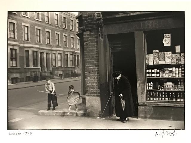 , 'London,' 1954, Galerie Clémentine de la Féronnière