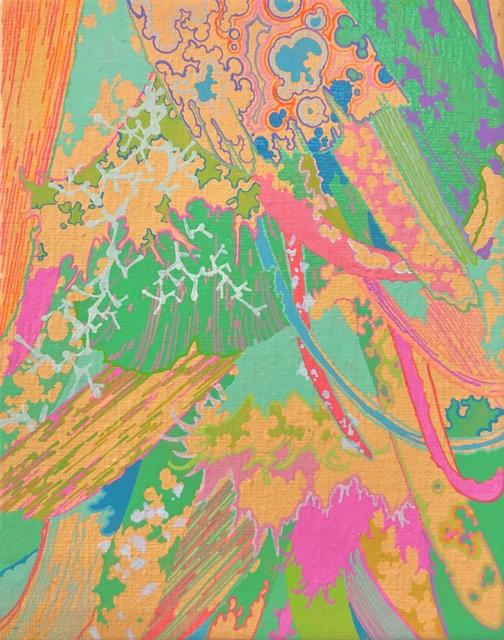 , 'Pollen No. 13,' 2018, ART LABOR Gallery