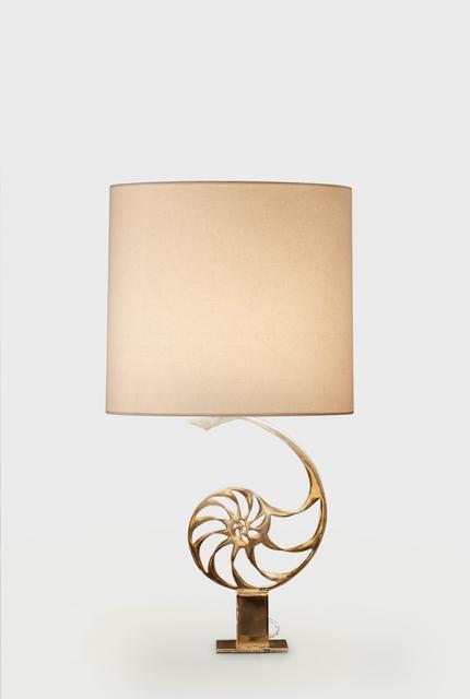 , 'Lampe Nautile / Nautilus lamp,' ca. 1969, Demisch Danant