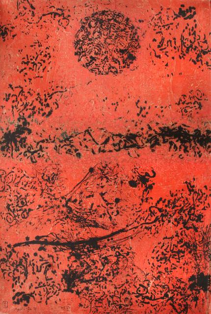 , 'Hope (Red Sun),' 2013, Art Vietnam Gallery