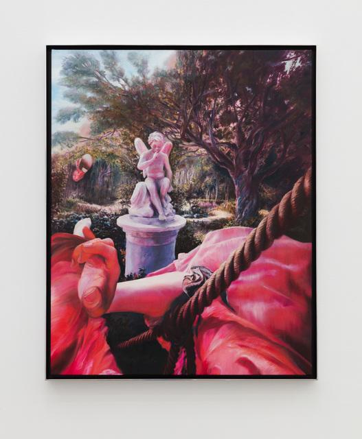 , 'Wilma's Rainbow 2,' 2016, Anat Ebgi