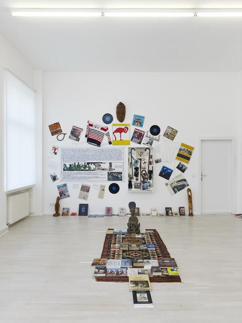 """, ' """"Les artistes et l'écriture""""..!,' 2014, Barbara Wien"""