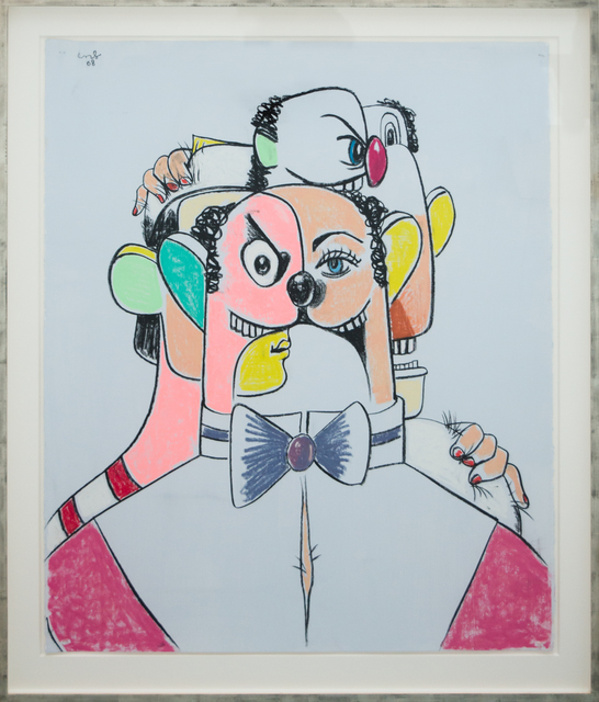 George Condo, 'The Colorful Tailor', 2008, David Benrimon Fine Art