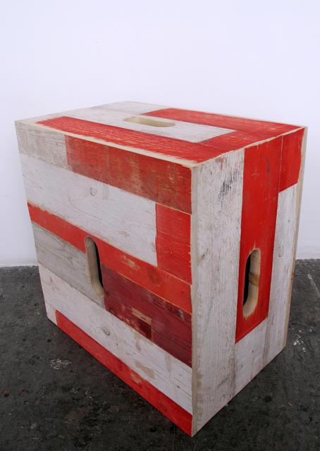 , 'Tabouret Cabanon / Le Corbusier,' 2012, Christine König Galerie