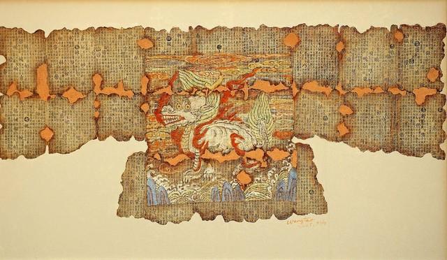Wang Tao 王涛, 'Qi Ling Robe', 2005, Tao Water Art Gallery