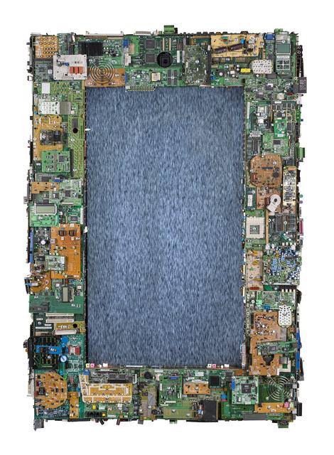 , 'Binary Mirror,' 2013, Miller Gallery Charleston
