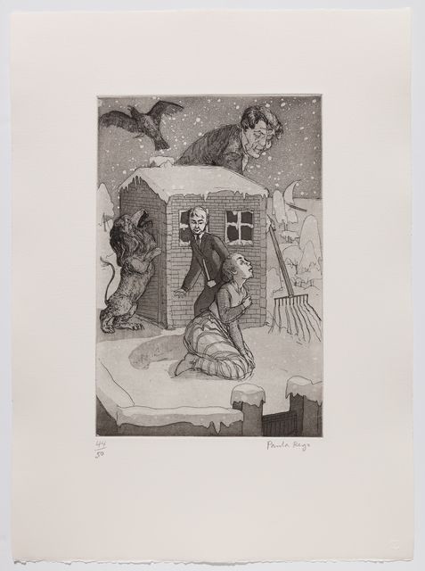 Paula Rego, 'There Was a Man of Double Deed', 1989, Marlborough Graphics