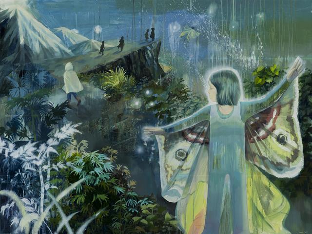 , 'Butterfly 蝴蝶,' 2014, Line Gallery